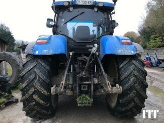 Tractor agricola New Holland T7.235 - 3