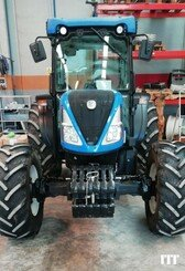 Tractor agricola New Holland T4.110LP - 1