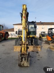 Excavadora de ruedas New Holland MH3.6 - 6