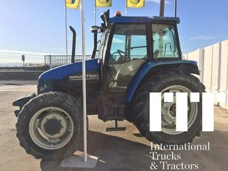 Tractor agricola New Holland TS 90 - 2