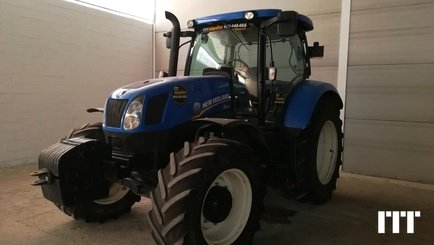Tractor agricola New Holland T6.175 - 4