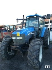 Tractor agricola New Holland TM 155 - 1