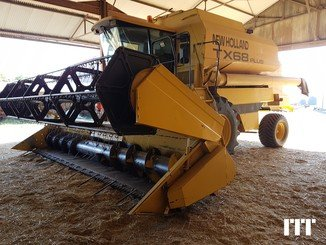 Cosechadoras New Holland TX 68 - 1