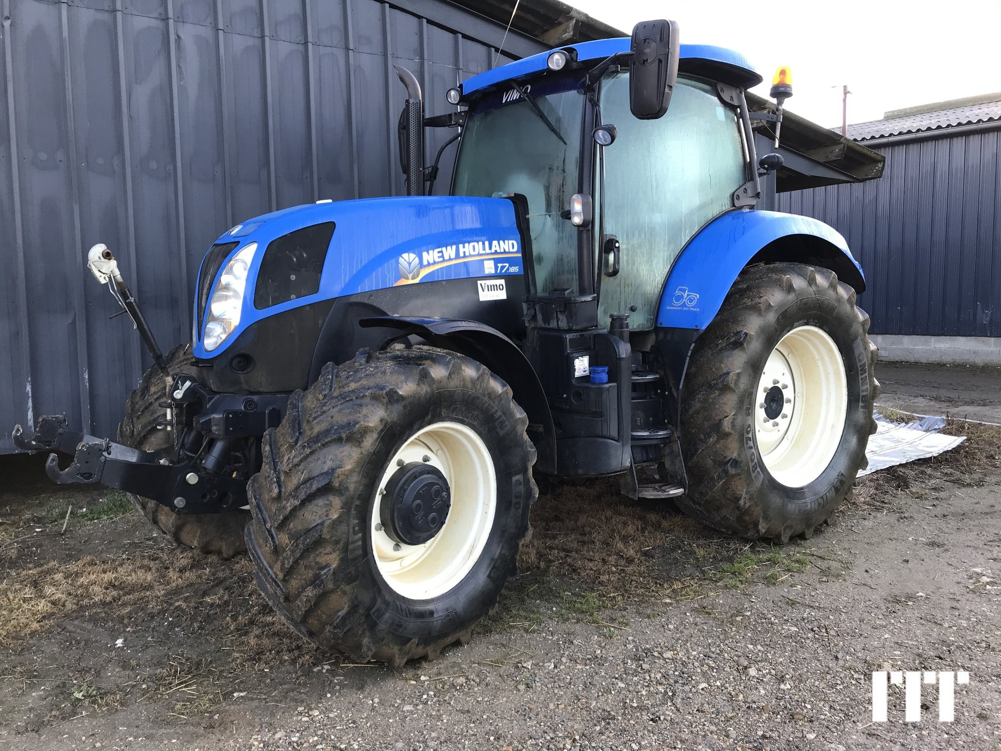 Tractor agricola New Holland T7.185 - 1