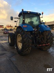 Tractor agricola New Holland T7050 - 3