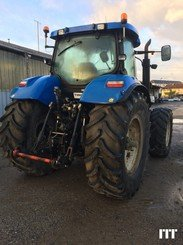 Tractor agricola New Holland T7050 - 2