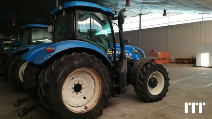 Tractor agricola New Holland T6.175 - 2