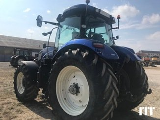 Tractor agricola New Holland T7.210 AC - 3