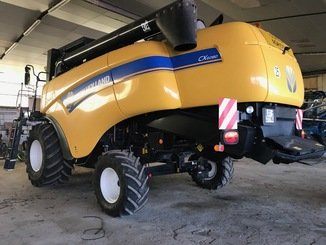 Cosechadoras New Holland CX 6080 - 3