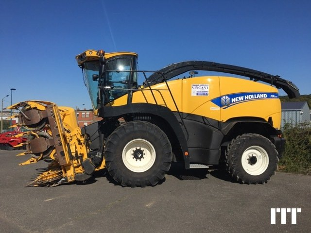 Ensiladora - otro New Holland FR 600 - 1