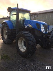 Tractor agricola New Holland T7050 - 4