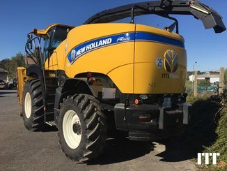 Ensiladora - otro New Holland FR 600 - 3