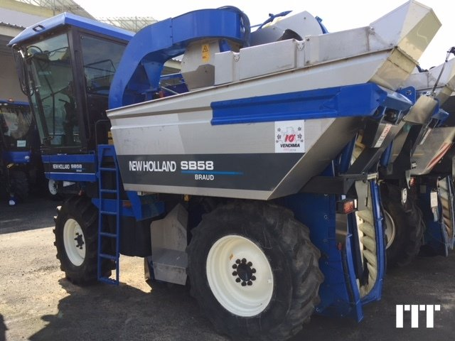 Vendimiadoras New Holland SB58 - 1