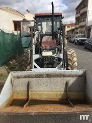 Tractor agricola New Holland L75 - 1