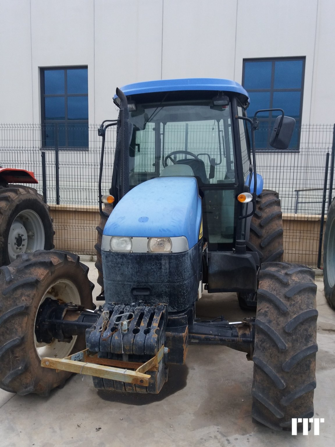 Tractor agricola New Holland TD5050 - 1