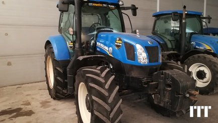 Tractor agricola New Holland T6.175 - 1