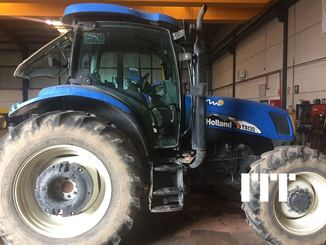 Tractor agricola New Holland TSA 135 - 1