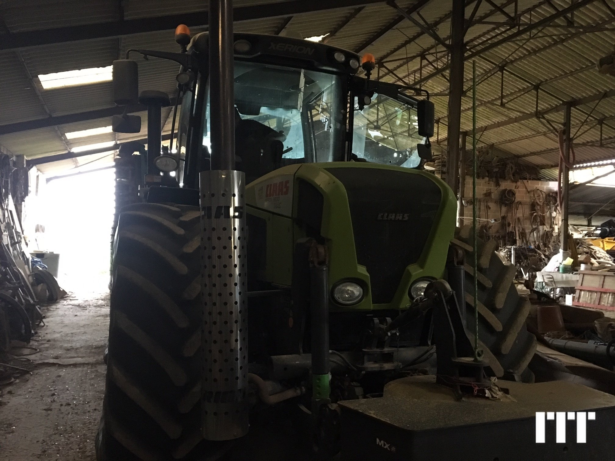 Tractor agricola Claas XERION - 1