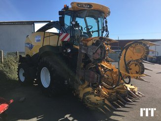 Ensiladora - otro New Holland FR 600 - 2