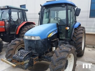 Tractor agricola New Holland TD5050 - 3