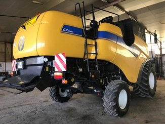 Cosechadoras New Holland CX 6080 - 2