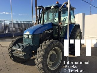Tractor agricola New Holland TS 90 - 3