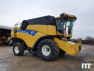 Cosechadoras New Holland 8080 - 3