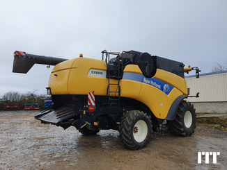 Cosechadoras New Holland 8080 - 1